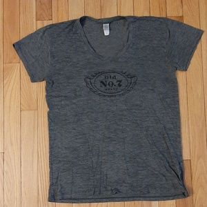 Womens Jack Daniels cotton tshirt